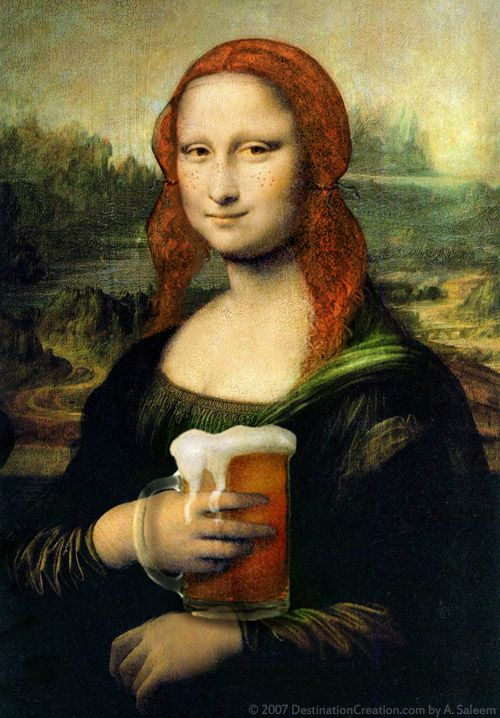 156 Best Mona Images On Pinterest | Mona Lisa, Artworks ...