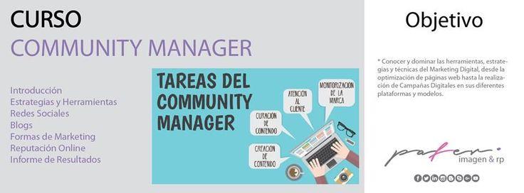 ¿Te gustaría saber manejar tus redes sociales para posicionar tu marca y atraer #ventas? Y además, convertirte en un Community Manager profesional para tu empresa o brindar el servicio a otras? El Curso de Community Manger Lo puedes cursar de forma presencial u online. Conocer y dominar las herramientas del #marketingDigital es esencial hoy en día. Informes: INBOX / www.pafer.mx info@pafer.mx / paferglez@gmail.com (33) 1043.2070 #pafer #cursos #redes #marketing #diadelcommunitymanager