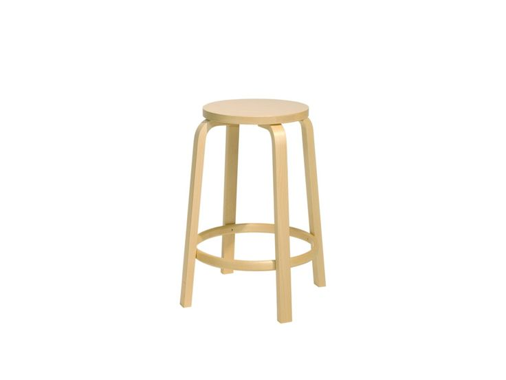 Artek - Products - Chairs - HIGH STOOL 64