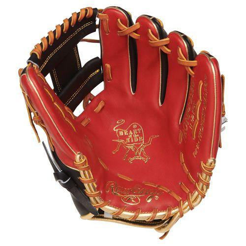 Rawlings Baseball 11 5 Infield Heart Of The Hide Rht Glove Pronp4 2sbg Gloves Leather Rawlings Baseball