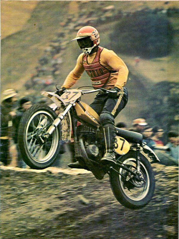 John DeSoto Vintage motocross, Suzuki motocross