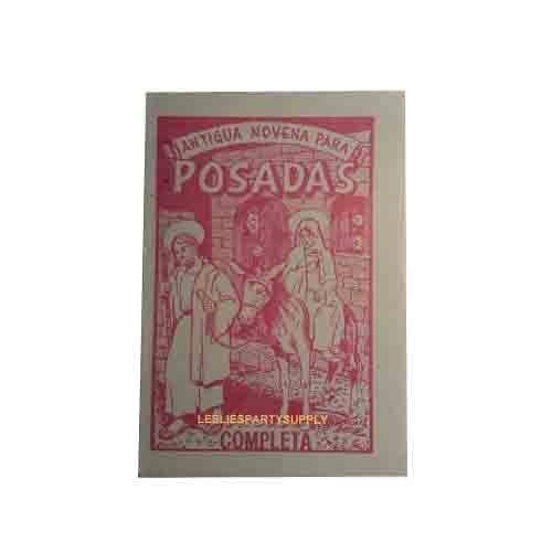 Librito para pedir posada (Book) Completa Antigua novena #BookLibroparapedirposada