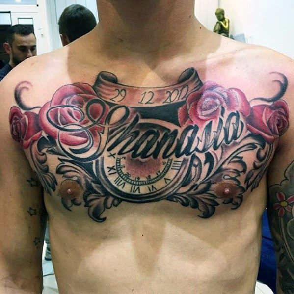 50 Kids Name Tattoos For Men Cool Children Design Ideas 30 Attractive Tattoos With Kids Names 28 Insa In 2020 Names Tattoos For Men Tattoos For Guys Tattoos For Kids