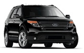 2012 Ford Explorer! Love this-saw a red one today and it was so cute :) I need one!
