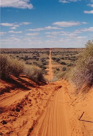 Simpson Desert, outback South Australia