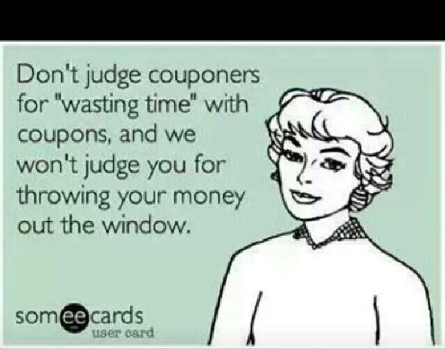 Couponers quote