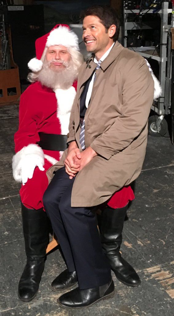 """Misha tweeted : """"Santa"""" is an anagram of """"Satan!"""" I asked for an infant's heart & the destruction of a nation. What's on your wish?"""