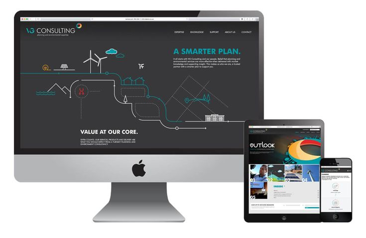 VG Consulting - A Creative Communication Project From Advanceworx