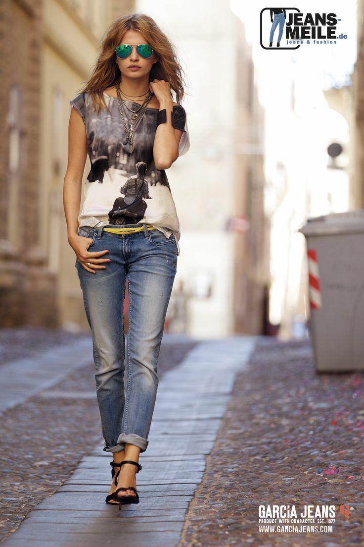 Garcia Mode - Bei jeans-meile.de günstig kaufen mit super Service! Garcia Jeans günstig online kaufen