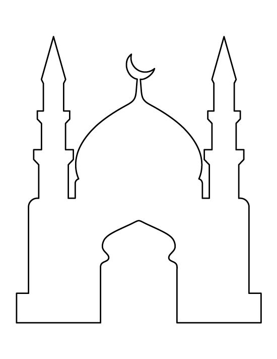 84 best Islamic coloring pages