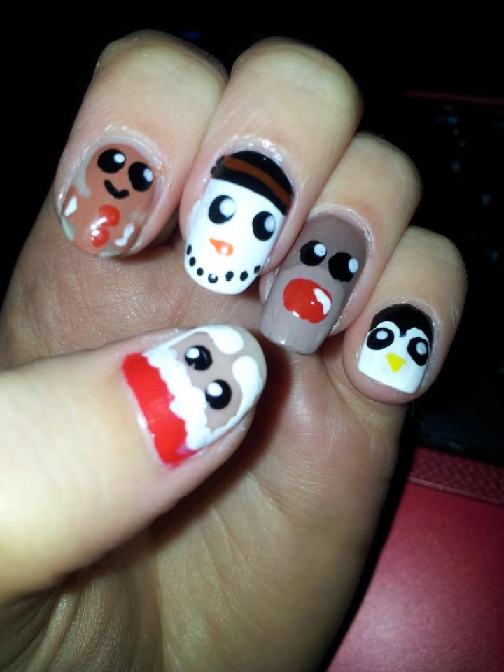 Character Design Nails : Best images about character nail on pinterest