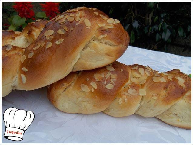ΤΣΟΥΡΕΚΙΑ ΣΤΟΝ ΑΡΤΟΠΑΡΑΣΚΕΥΑΣΤΗ!!!   Νόστιμες Συνταγές της Γωγώς