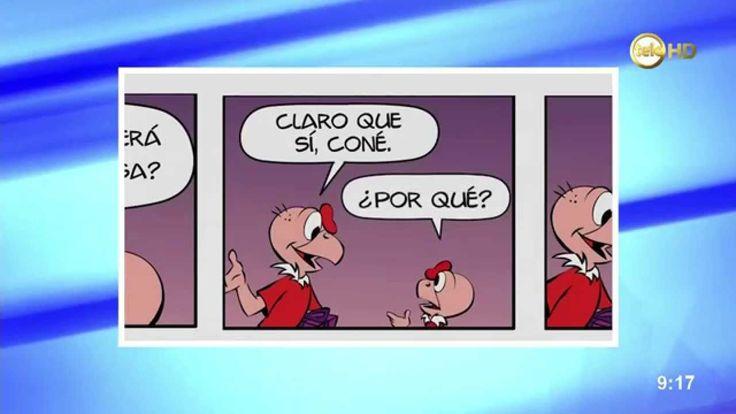 Chistes de Condorito .