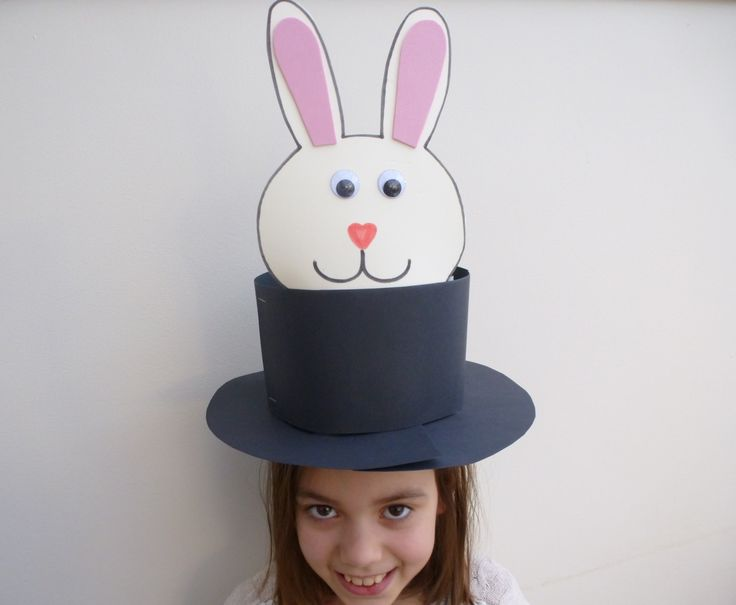 easter bunny hat template - 35 best images about easter bonnet ideas on pinterest