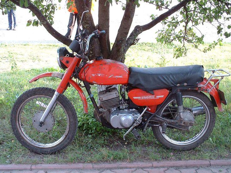russian bikes