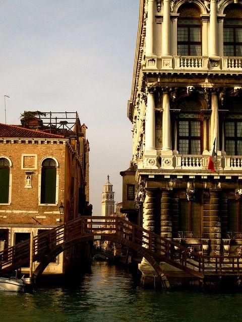 Ca' Rezzonico Venice