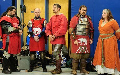 Ealdormere Barons