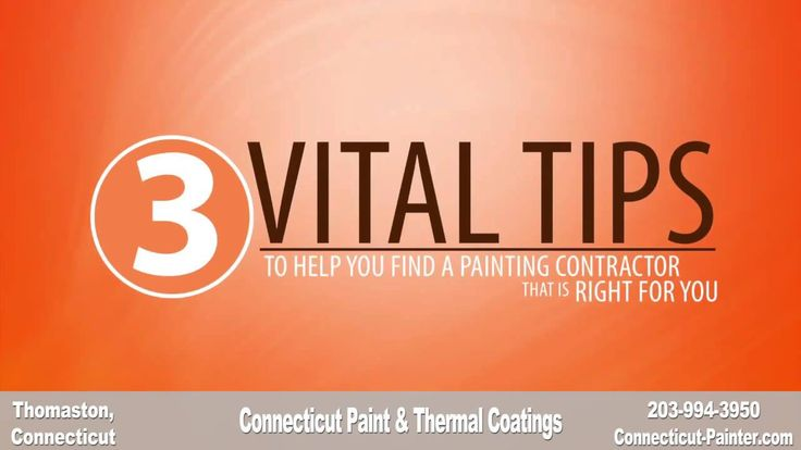 3 Vital Tips For Choosing A Connecticut Painting Contractor Hvac