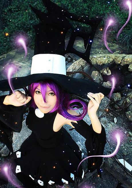Soul Eater Blair the Witch cosplay