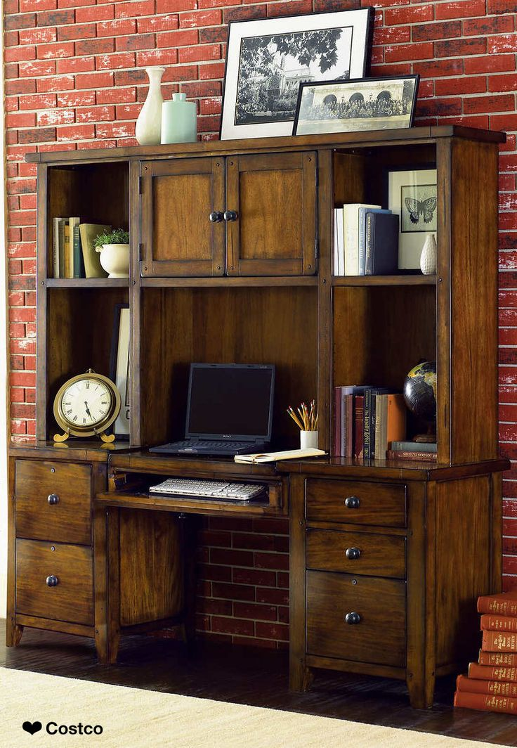 You Need A Home Office As Flexible As You Are, And The Camden Collection Is Amazing Ideas