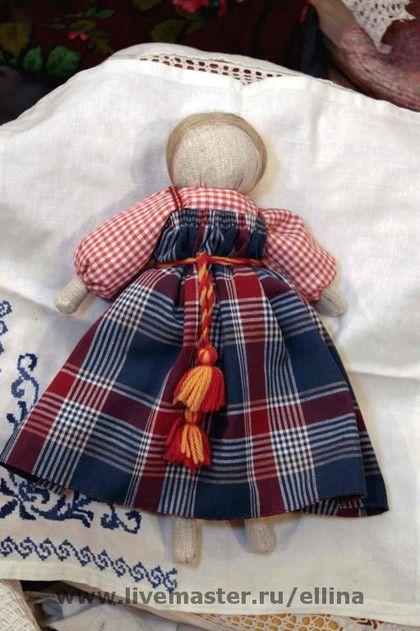 Народные куклы ручной работы. Ярмарка Мастеров - ручная работа Куколка для сна. Handmade.
