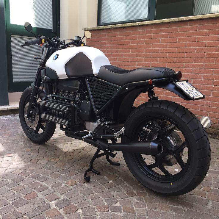 #BMW #K100 #back