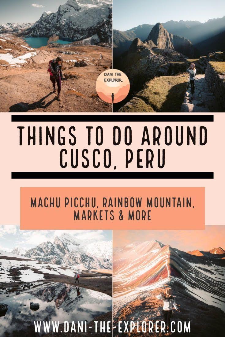 Cusco explorer camino del inca