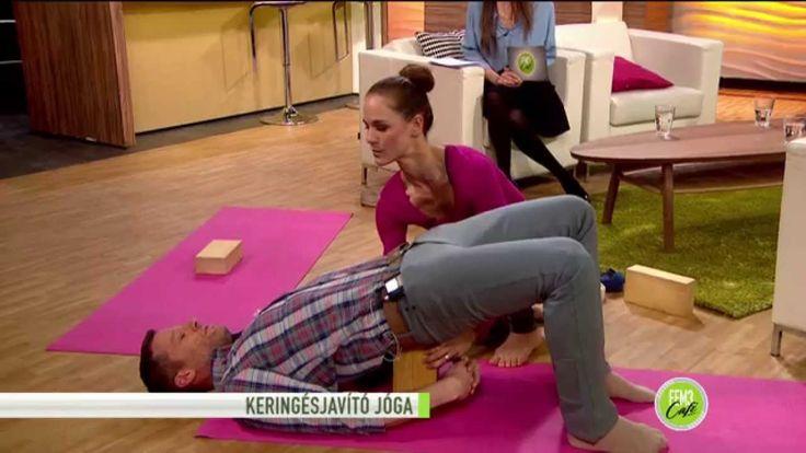 Keringés javító jógagyakorlatok - 2015.02.09. - tv2.hu/fem3cafe