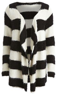 Vila Vistripo knit cardigan black/pristine