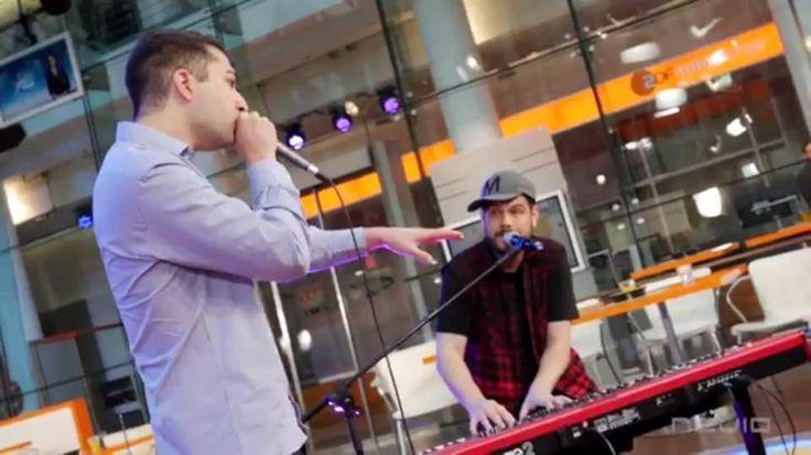 """Es wird wieder Zeit für """"Il mondo di Nevio""""! Seid behind the scenes dabei wie Nevio zusammen mit dem Beatboxer EBM und seiner Band die ZDF-Morgenmagazin-Bühne mit seinen Songs """"Amore per sempre"""" und """"Vedrai"""" rockt. #nevio #IlmondodiNevio #vlog #youtube ZDF morgenmagazin https://www.youtube.com/watch?v=BHAHScgjM-E"""