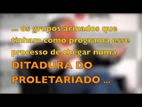 A ESQUERDA CONFESSA SEUS CRIMES PARA IMPLANTAR A DITADURA DO PROLETARIAD...
