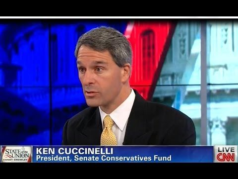 Ken Cuccinelli slaps around liberals Steph Cutter and Ted Strickland on GOP obstructionism