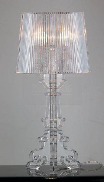 AZZARDO LAMPA STOŁOWA BELLA MA 075S CLEAR : Lampy stołowe : Sklep internetowy Elektromag (#glamour #lamp)