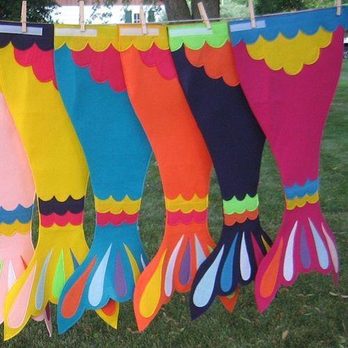 Disfraz de sirena | Fiestas y Cumples