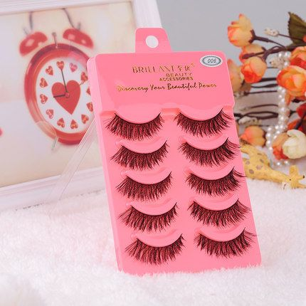 3D Mink hair eyelashes 100% natural minkfur false eyelashes hand made natural long eyelashes extensions  Free shipping-in False Eyelashes from Health & Beauty on Aliexpress.com | Alibaba Group