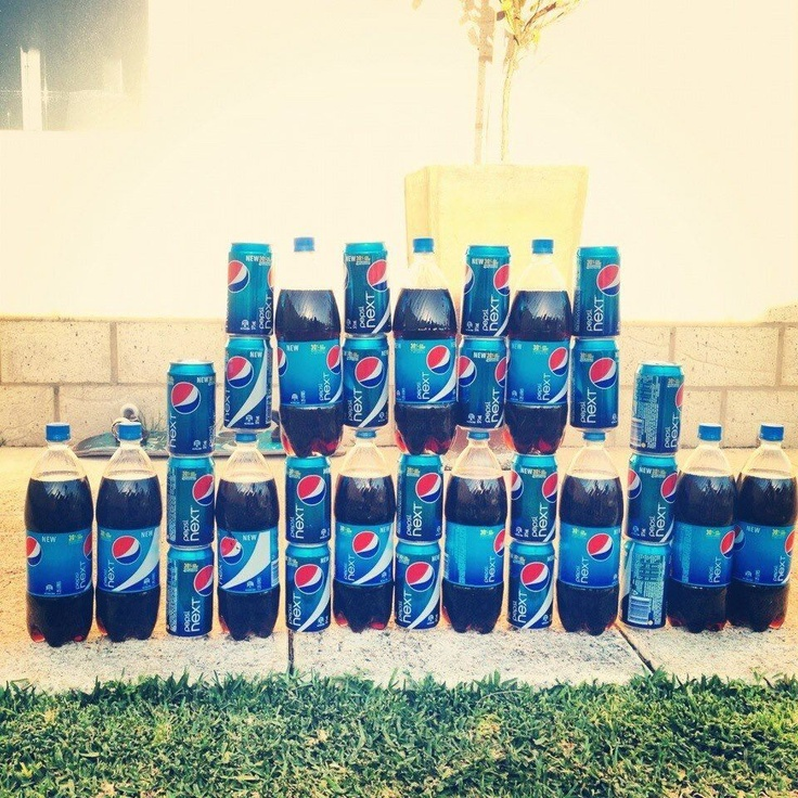 """Submitted via Twitter, Australian Pepsi NEXT fan """"@TrickyAU"""" has created quite the masterpiece!"""