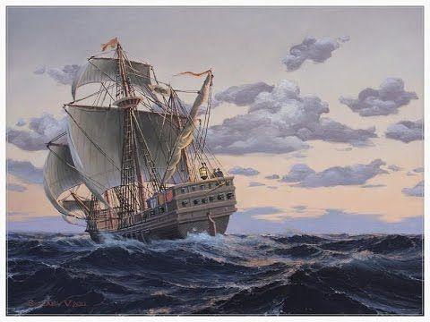 """""""Христофор Колумб"""". Исторический фильм. (2 серия) - YouTube"""