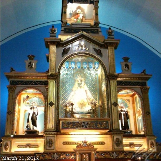 Wedding Altar Wiki: マリア像 Our Lady Of Manaoag #church #pangasinan #philippines