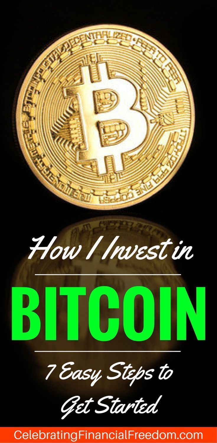 My basic Bitcoin tutorial. How I invest in Bitcoin, Ethereum, and other cryptocurrencies in 7 easy steps.  It's as easy as opening up a bank account! Click to get started…  http://www.cfinancialfreedom.com/invest-bitcoin-cryptocurrency-tutorial  #Bitcoin