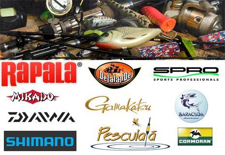 Echipament de rapitori de la firme de renume! http://www.pescuiala.ro/pescuit-rapitor/