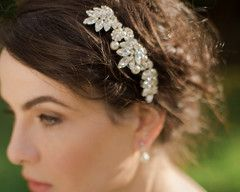 The Lucia Hair Comb