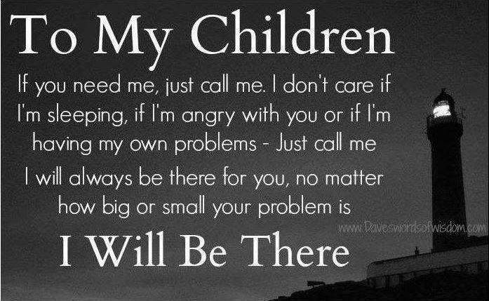 To my wonderful son