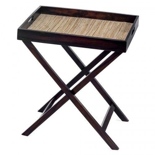 Adonara Emas | nampan tray kayu lidi hotel restaurant cafe dekorasi design interior