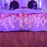 Main table decor