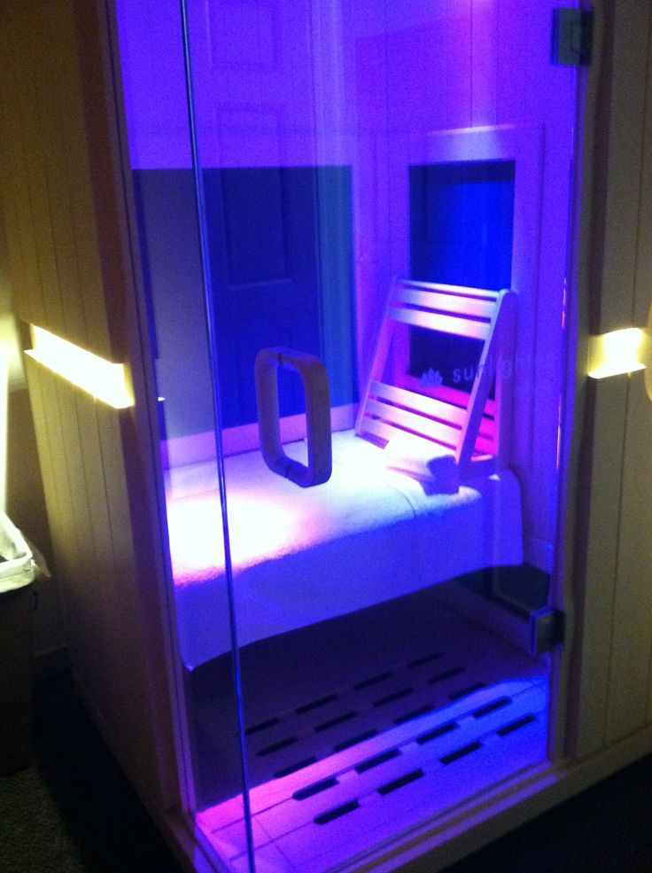 The Sunlighten Infrared Sauna mPulse® Series.