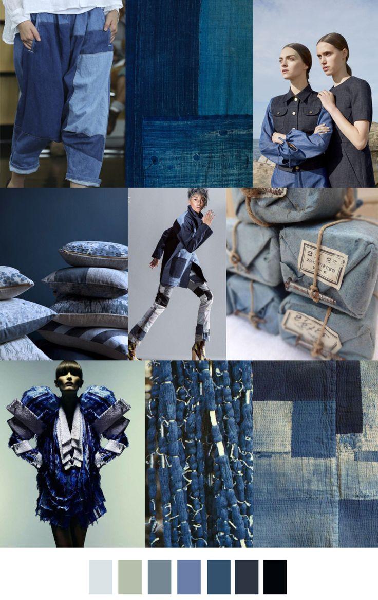 DENIM BAR | Fashion AW 2017 2018 trend | Pinterest | Bar ...