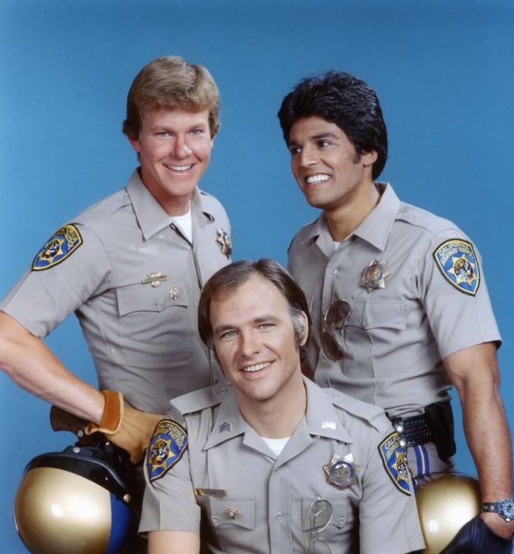 CHiPs-Sgt Joseph Gatraer, Officers Jon Baker and Francis Poncherello