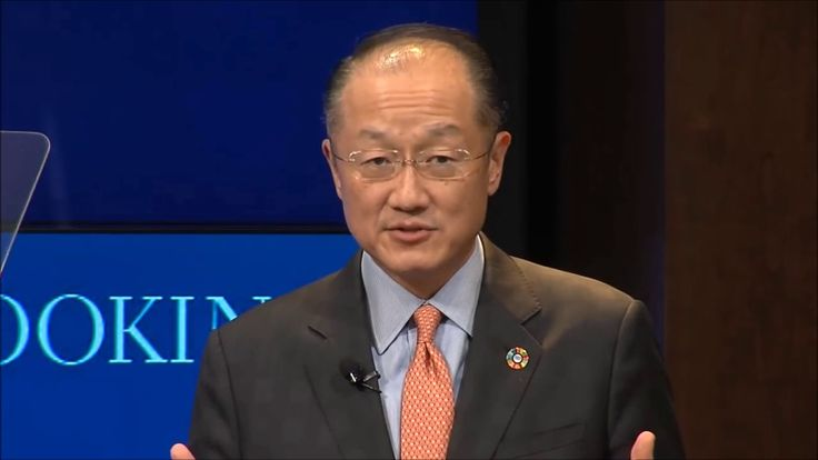 Developing world challenges by World Bank President Jim Yong Kim