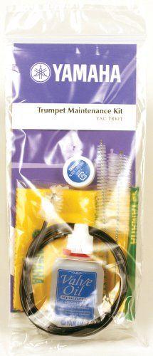 Yamaha Trumpet/Cornet Maintenance Kit - http://www.rekomande.com/yamaha-trumpetcornet-maintenance-kit/