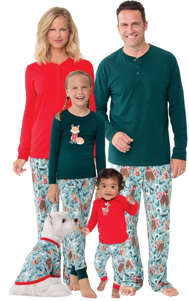 39 Best Christmas Jammies Images On Pinterest Families